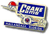 Crane Cams started in Hallandale, Florida.  Historical graphic courtesy of Crane Cams.