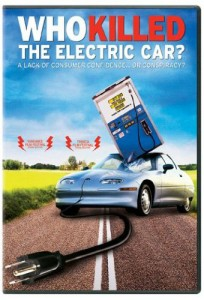 Who Killed The Electric Car DVD Cover