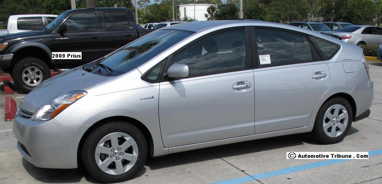 Copart Death Cars >> prius-side-view | AutomotiveTribune.Com