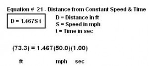 50-mph-distance-equation