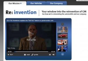 Henderson GM Web Site