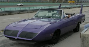 SuperBird On Pit Row